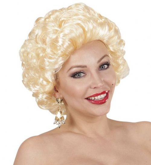 Movie Diva Wig Film TV Celebrity Hollywood A List Fancy Dress Cosplay